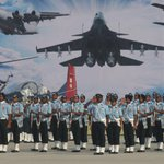 I salute our air force personnel on Air Force Day. They have always served India with great courage & determination. http://t.co/S0Wr3nySYa