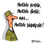 @JeudyBruno Morano Outrée, Morano Butée, Mais ...Morano Débarquée ! http://t.co/hWBw8bOqhQ