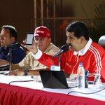 Presidente @NicolasMaduro destacó crecimiento productivo Vtelca y VIT durante visita a Paraguaná #ChavistaDeCorazon http://t.co/onuPucrn41