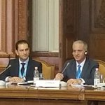 Καταπολέμηση της τρομοκρατίας Συνέλευση της Μεσογείου Βουκουρέστι #romania  #UNODC #PAM #CYPRUS #debate http://t.co/0GBjhu2JKG