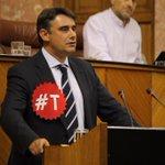 La #T es real, de tela igual que el traje. Alguien tenía que hablar de tasas claro en un Parlamento http://t.co/BCAOPIj8Rn