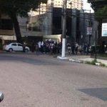 PROTESTO ALERTA! Protesto de estudantes na José Malcher com a Doca, trânsito no perímetro engarrafado http://t.co/h54eGuXwQV RT @tonipaxeco