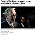 Banco mandou extratos, formulários, todos os dados das contas de Cunha na Suíça Folha http://t.co/kHosBxQv4Z http://t.co/Sht9BjNf2w