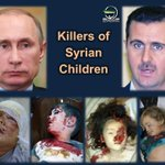 Under the pretence of fighting #ISIS, those killers cut children into pieces!! #Syria http://t.co/o4VriIbVx8