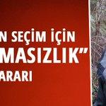 """PKKden seçimler için çatışmasızlık kararı """"Pazar günü açıklanacak"""" http://t.co/GsLnUtWh13 http://t.co/DJ4mpVpIBl"""