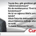 Ahmet Tan yazdı: GİTTİ PARALEL, GELDİ PARALEL TERELEL... http://t.co/mjYrLoOxHV @TanAhmet @turgev @RT_Erdogan http://t.co/sG438TYxGX