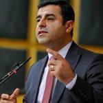 Demirtaş: PKKlı cenazesine gitmeyen vekile soruşturma açarım http://t.co/K9bn7MN2Ru http://t.co/wixMAn8qmz