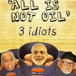 All Is Nt Oil #IndiaBlockadesNepal #GetWellSoonModi Bidhan @artless77 @lendaai @Bullet_bahuna @Bhupumayalu @aastha477 http://t.co/f8anRHPCiy
