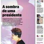 A sombra de uma presidente. Confira a capa do Diario de Pernambuco desta quinta-feira, 8 de outubro de 2015. http://t.co/wPAuuC9HId