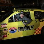 Its @WilsonsWorld on @WCCBCharlotte live from mCLTMotorSpdwy this morning. Tune in! http://t.co/3Sy3rYxnr9