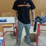 Uno de mis alumnos del Instituto es un hincha incondicional del #Real de #Madrid. Un grande, por supuesto. http://t.co/crkYGtYjcj