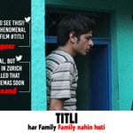 RT @TitliTheFilm: .@kapoorkkunal cannot wait to see #TitliTheFilm whereas @RajeevMasand was thrilled to see the movie. http://t.co/k4lT2S4r…