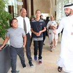 """المملكة تستضيف الطالب الأميركي صاحب """"أزمة الساعة"""" في #مكة_المكرمة وذلك لأداء العمرة #السعودية #مكة #السودان - http://t.co/93AscvxIwN"""