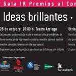 El próximo #28octubre celebramos la IX Edición de #Premios al #Comercio de #Bilbao!!!!! ???????? http://t.co/phLUiscnLC http://t.co/gKAQ8cTDte