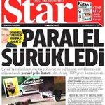 'Unutulmayacak' haberler: Sabah'ın 'rutin uygulama'sı tutmadı, Star 'paralel'e bağladı http://t.co/fEGz7QswQ1 http://t.co/b4KdLOQYbA