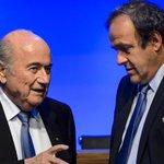 Görevlerinden alınan Sepp Blatter ve Michel Platini için F.Bahçe de açıklama yaptı http://t.co/AbJ7JeZ6C0 http://t.co/p2Zlwx2f3l