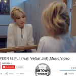 "[LIST] Taeyeons ""I"" MV hits 3,000,000 YouTube views in 1 1/3 days http://t.co/QrlJW4qGfA http://t.co/QkBiCgGy2K"