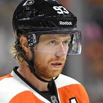 """There's no reason to not make the playoffs."" Jakub Voracek set to lead #Flyers. @TPanotchCSN: http://t.co/1DwGQ6J9Pk http://t.co/9pfZu1Mdgh"
