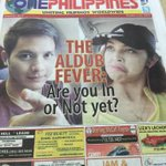 ALDUB on the front page of Filipino newsmagazine in Houston! #ALDUBComeWhatMay http://t.co/6JIAwpccwl