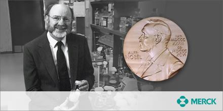 Dr William Campbell, retired Merck scientist, jointly awarded #NobelPrize for his work to help combat river blindness http://t.co/zYQTp5OImN