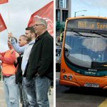 Cardiff Bus drivers to strike during #RWC2015 clash between France and Ireland on Sunday http://t.co/YNINMuh4Hf http://t.co/bNn1cCxcZ3