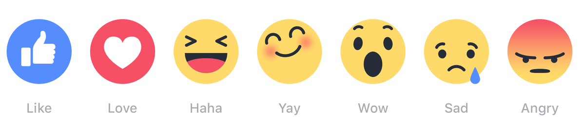 "Facebook isn't getting the ""dislike button"" everyone wanted, it's getting ""Reaction"" emojis http://t.co/y0G88uHFcp http://t.co/19a2nRYLCN"