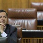 ¡Grandiosa la metedura de pata de Moreno Bonilla hoy en el Parlamento andaluz! http://t.co/iUrqwqCzjV http://t.co/LbDOkNIgh8