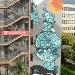 Bu yaz iyi mural yaptı, son olarak 3 cephemiz renklendi. #Muralİstanbul için takipte kalın: https://t.co/g5Nzt4Bt03 http://t.co/kSK8VNQHep