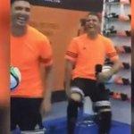 .@MARCATV | A carcajadas Reyes y Joaquín con el chiste de la cabra. ¡No te lo pierdas! ▶ http://t.co/rnrdxGrOTP http://t.co/Ff5dlvdpsh