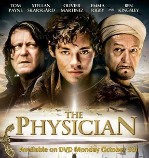 The Physician is out now DVD. RT to be in with a chance to win a copy. Watch the trailer> http://t.co/M82vxqacSf http://t.co/mBdJ5wUXtM