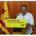 """DIRECTO: """"El Parlament deberá convertirse en una asamblea constituyente"""" #conferènciaCUP http://t.co/H8N4ZNKA19 http://t.co/QCOrzVTcX8"""