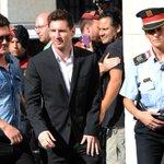 IRÁ A JUICIO. La Abogacía del Estado pide 22 meses de CÁRCEL para Messi. Los DETALLES: http://t.co/RKovfMw7R9 http://t.co/59xJApQE4e