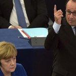 Jai vu Hollande mettre Le Pen KO à Strasbourg. Il était survolté. Par @OlivierPicard > http://t.co/7I4g2hsfOE http://t.co/vhjVJlNy9K