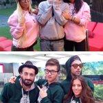Con quien os gusta más Han RT Aritz, Ivy y Vera FAV Amanda y Raquel http://t.co/Q9prtFbOd2