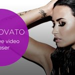 """#Shazam """"Confident"""" now to unlock an EXCLUSIVE teaser for @ddlovatos brand new video: http://t.co/iBoost8ewu http://t.co/E5pvJv9Fp0"""