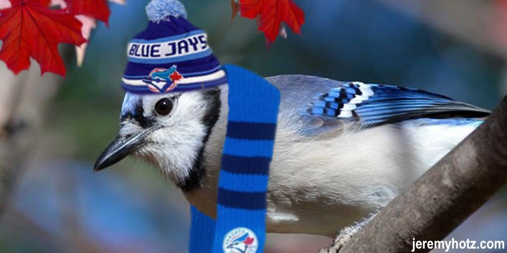 Hey America... You don't mind if we borrow your national pastime for a while, eh? #LetsGoBlueJays http://t.co/nUmxp757y0