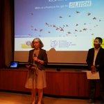Now #startups4peace @FinGovernment #cyprus @SlushHQ http://t.co/H6qfIjVpt0