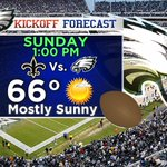 Heading to the #Eagles game this weekend? Weather is looking good - very fall like 60s and sunshine :) #CBSPhilly http://t.co/ur30Xvkjdx