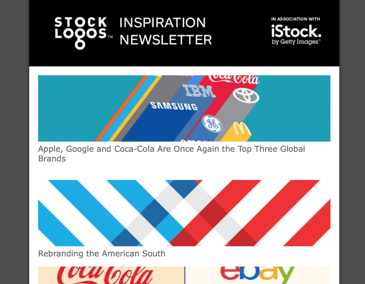 Get inspiration in your inbox! Sign up for our monthly #branding & #logodesign newsletter: http://t.co/bBXgfNSumn http://t.co/7Pp2DaX1LC