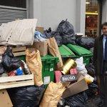 A #Paris, la #chienlit est dans la rue ! http://t.co/mhTXnfcUEU