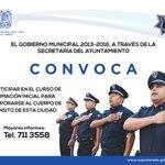 Forma parte del cuerpo de Tránsito de la ciudad. #NuevoLaredo #Tamaulipas #LaCiudadDelCambio http://t.co/07rFNOVE6T