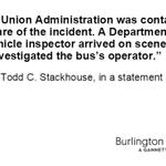 UPDATED: 3 students hurt in school bus crash in Waterbury http://t.co/azlPOPqRdX #btv #vt @bfp_news http://t.co/1CdDSUC2tZ