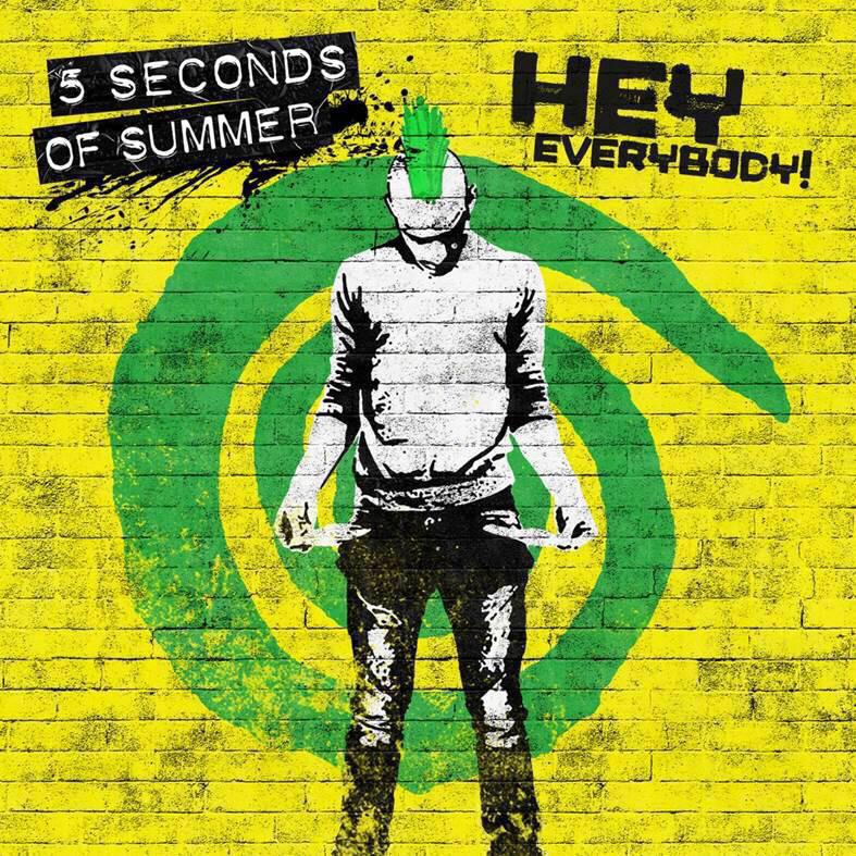 Change of plans. Hear @5SOS #HeyEverybody with @spyderharrison starting at 11:45a PT|2:45p ET on @SiriusXMHits1!