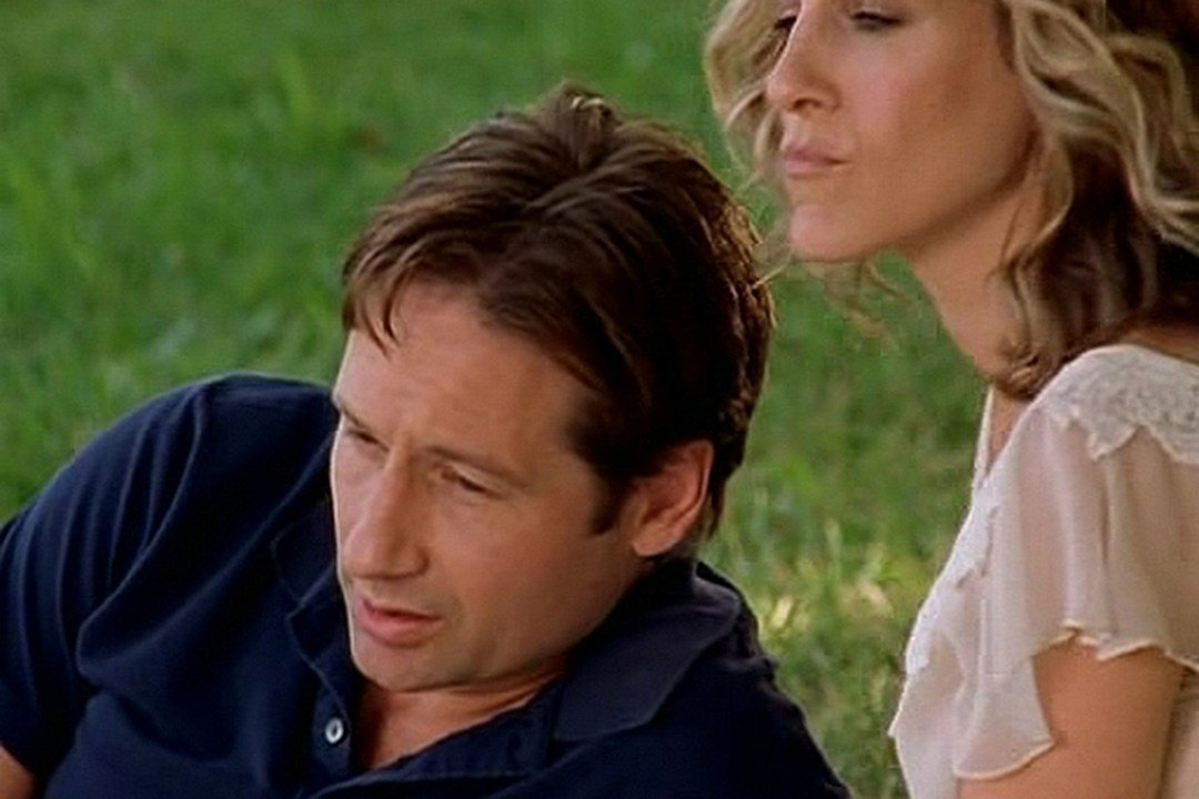 David duchovny sex and the city