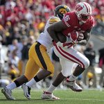 #Badgers football: Austin Traylor to miss 4-8 weeks http://t.co/UCNTVfj2Ls http://t.co/5qgQpLV2xJ