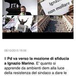 Piano #PD: dimissioni #Marino, papparsi #Giubileo col commissario e poi andare ad elezioni nel 2017 con #Gabrielli http://t.co/UkBgn7vtQ6