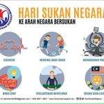 Ini antara sebab kenapa perlu ada #HariSukanNegara dekat malaysia. http://t.co/ZWUlfWsjI2