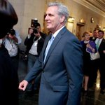 BREAKING: McCarthy drops out of race for Speaker, postpones election; story tk http://t.co/31rnpN4iG0 http://t.co/tR3mwlYVOg