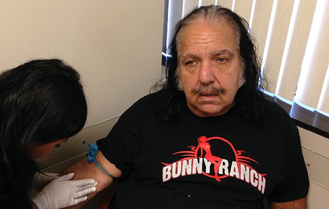 Porn King Ron Jeremy Talks About His Health Boners And Fear Of Dying
