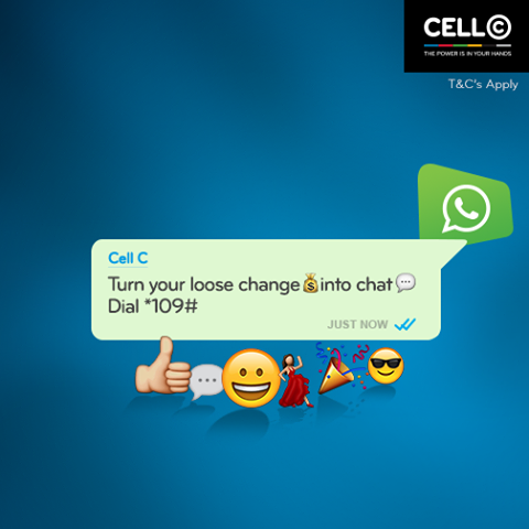 Check your pockets for loose change! For R5 you can get unlimited* WhatsApp: https://t.co/gCYQSm6oLr T&C's Apply. https://t.co/Cmv8MRAL1f